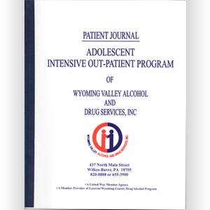 Adolescent Intensive Outpatient Journal