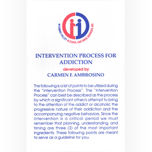 Intervention Card