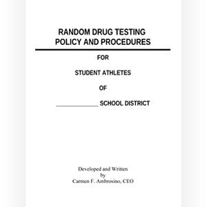 Student Athlete Random Drug Testing Policy and Procedures